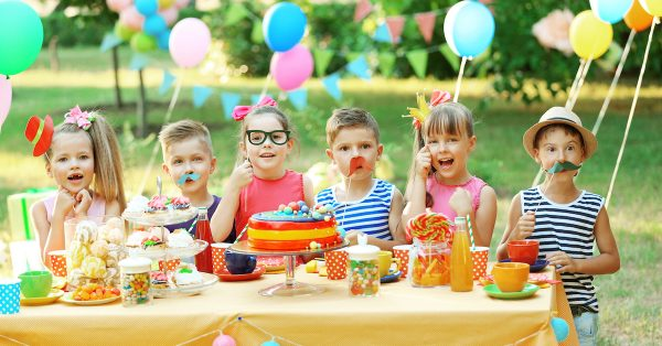 Why There Shouldn't Be a Taboo Around Money and Kids' Birthday Parties
